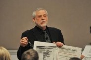 Author Edwin Black Speaks at SMU on IBM and the Holocaust