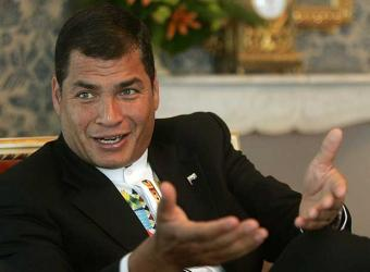 Report: The CIA Uses Drug Money to Topple Ecuador's President