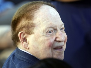 Backed by Adelson, Republican Pro-Israel Group Targets Obama