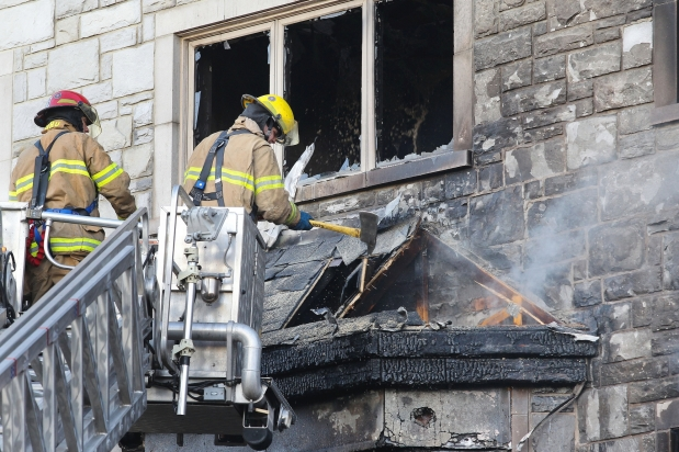 Montreal: Arsonist Torches Home of Iran Contra Arms Dealer & Mossad Agent Ari Ben-Menashe