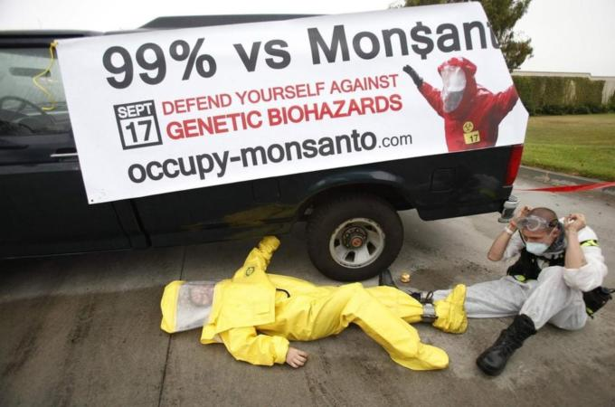 Monsanto Versus the People