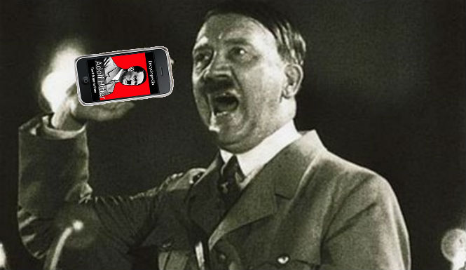 Adolf Hitler App For Android Provides 'Inspiring' Nazi Quotes
