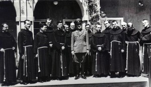 Nazi Gold Funded Vatican Ratlines
