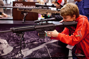 NRA's Firm Gun Stance Planted in 1960s U.S. Unrest
