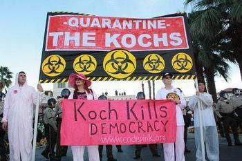 The Koch Brothers' PAC Rats Reboot