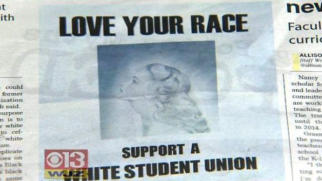 White Student Union Prompts National Attention