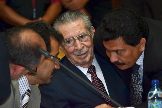 Rios Montt Trial: The U.S. Bankrolled and Directed Mass Murder in Guatemala