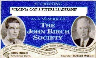 Forerunners of the Tea Party: A Birch Society Roll Call of Notorious White Supremacists