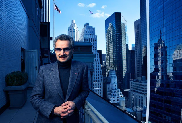 """News Corp. Investor Prince Alwaleed Believes """"Too Much is Made"""" of Phone-Hacking Scandal"""
