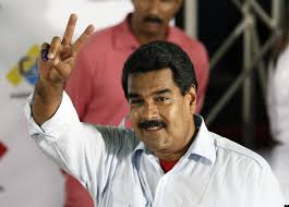 "Venezuelan President-Elect Pledges to Fight Fascism with ""Firm Hand"""