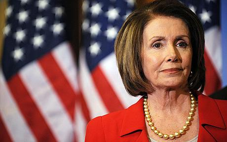 San Jose: Nancy Pelosi Defends NSA Spying & is Booed by Online Activists