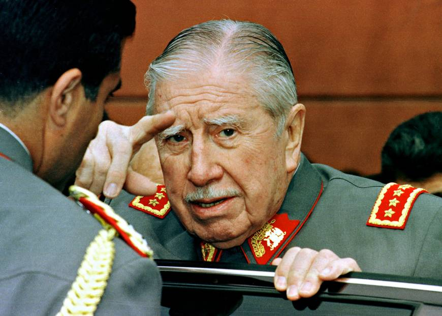 The U.S. Role in Aiding Pinochet (Book Review)