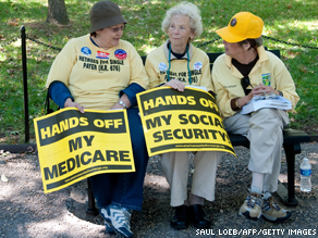 Republicans Demand Social Security and Medicare Cuts – Is It Reported?