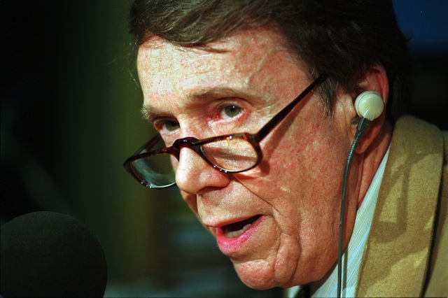 Racist Right-Wing Radio Show Host Bob Grant Dead At 84