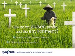 The Scientist Who Took On Syngenta