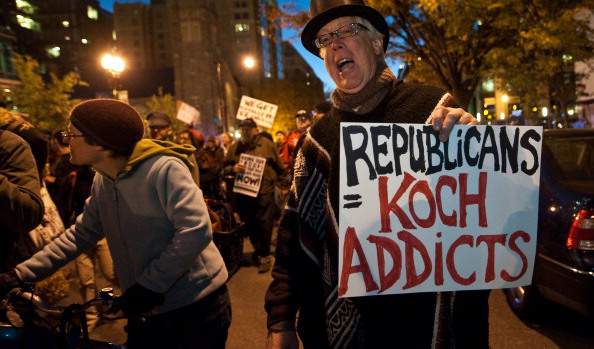 Reid, Dems Attack Conservative Koch Brothers As 'Un-American,' 'Immoral'