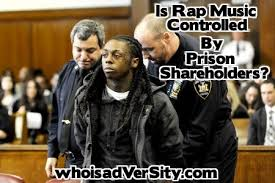 Jailhouse Rock: The FACTS About Hip Hop and Prison for Profit