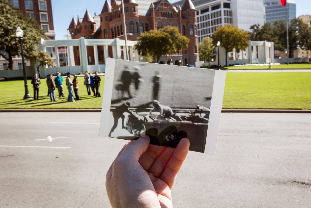 Flanders Author Says JFK Wounds Doctored