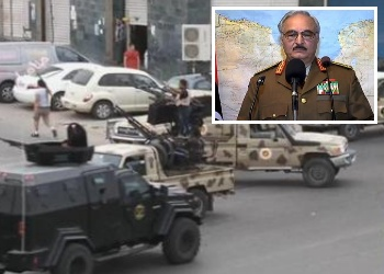 Coup Leader? CIA Asset? Mystery Surrounds Libya's Rogue General Haftar