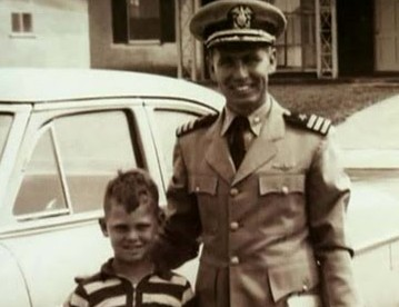 Obituary of Rear Admiral George S. Morrison, Father of the Lizard King