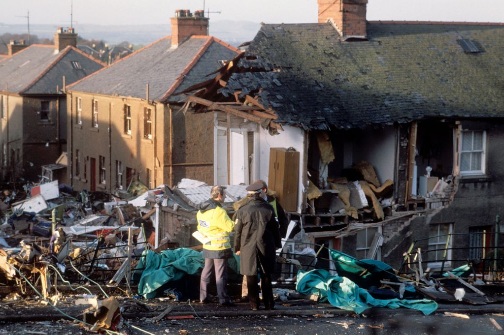 Families of Lockerbie Bomb Victims in New Bid to Overturn Megrahi Conviction Two Years After His Death
