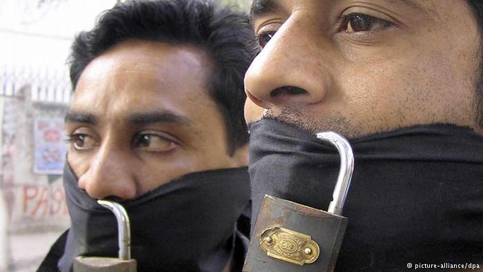 Media Muzzled: Pakistan Government Suspends License of Country's Largest Broadcaster for Exposing Crimes of the ISI