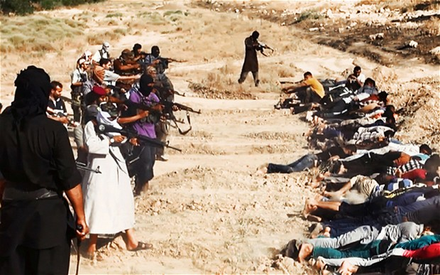 ISIS Terrorists Trained by the US in 2012