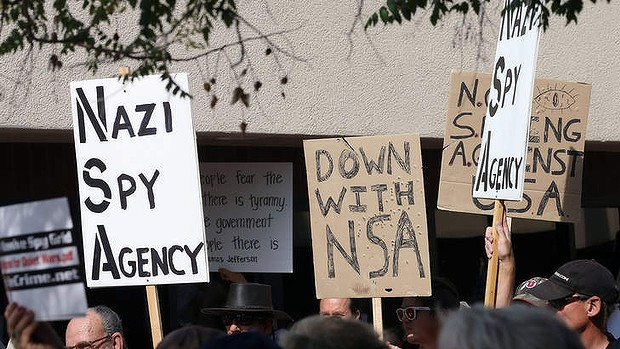 SORRY, YOU CAN'T REALLY ESCAPE THE NSA