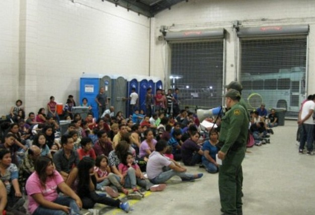 Human Trafficking, Immigrant Children at the Border & Sicko Texans