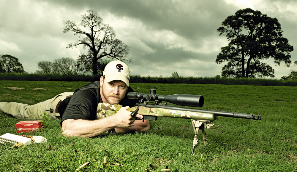 "The Guns 'n' Religion Right Blames ""Muslim"" Obama for the Murder of ""American Sniper"" Chris Kyle"