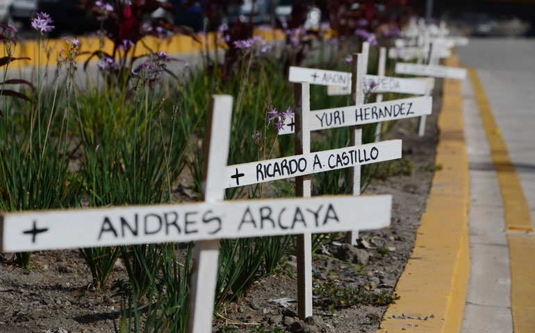 Unthinkable Violence Drives Hondurans North to United States