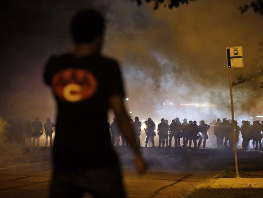 Images from Ferguson Reveal Uncomfortable Truths (WaPo)