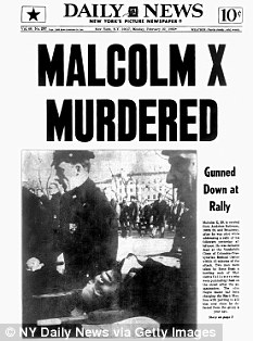 Malcolm X: Evidence of State Execution