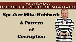 CRIMINAL IS THE NEW GOP BRAND — ALABAMA HOUSE SPEAKER INDICTED