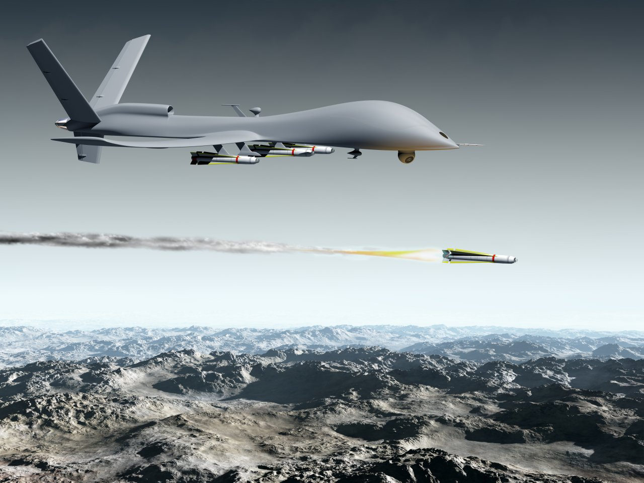 Whistleblower Suit Accuses Northrop Grumman of Faking GPS Drone Systems Testing