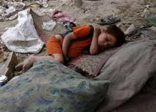 Child Homelessness at Record High, Report Finds