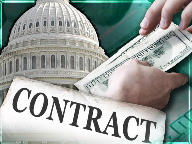 Publish All Government Contracts