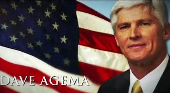 RENEWED CALLS TO OUST RNC'S WHITE SUPREMACIST COMMITTEEMAN DAVE AGEMA AFTER NEW RACIST FACEBOOK POST