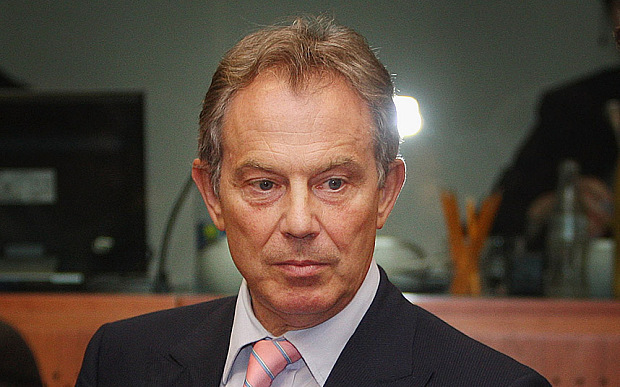 Tony Blair 'Could Still Face Iraq War Crimes Charges' Parliament Told