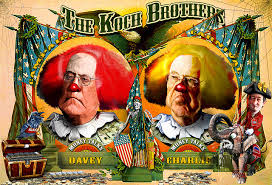 Koch-Backed Group with Ties to Liberal Causes? Critics Call it a Charade (LA Times)