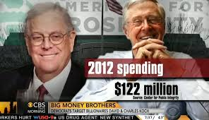 """""""Fascism is Rising in America"""": The Koch Brothers and the Depressing Demise of Democracy"""