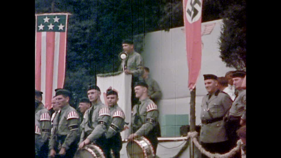 The Rise and Fall of Fritz Kuhn's German-American Bund