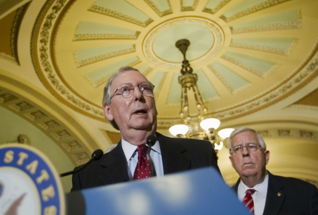 Congress Has Made Undermining Energy And Environmental Laws The Focus Of Its First 100 Days
