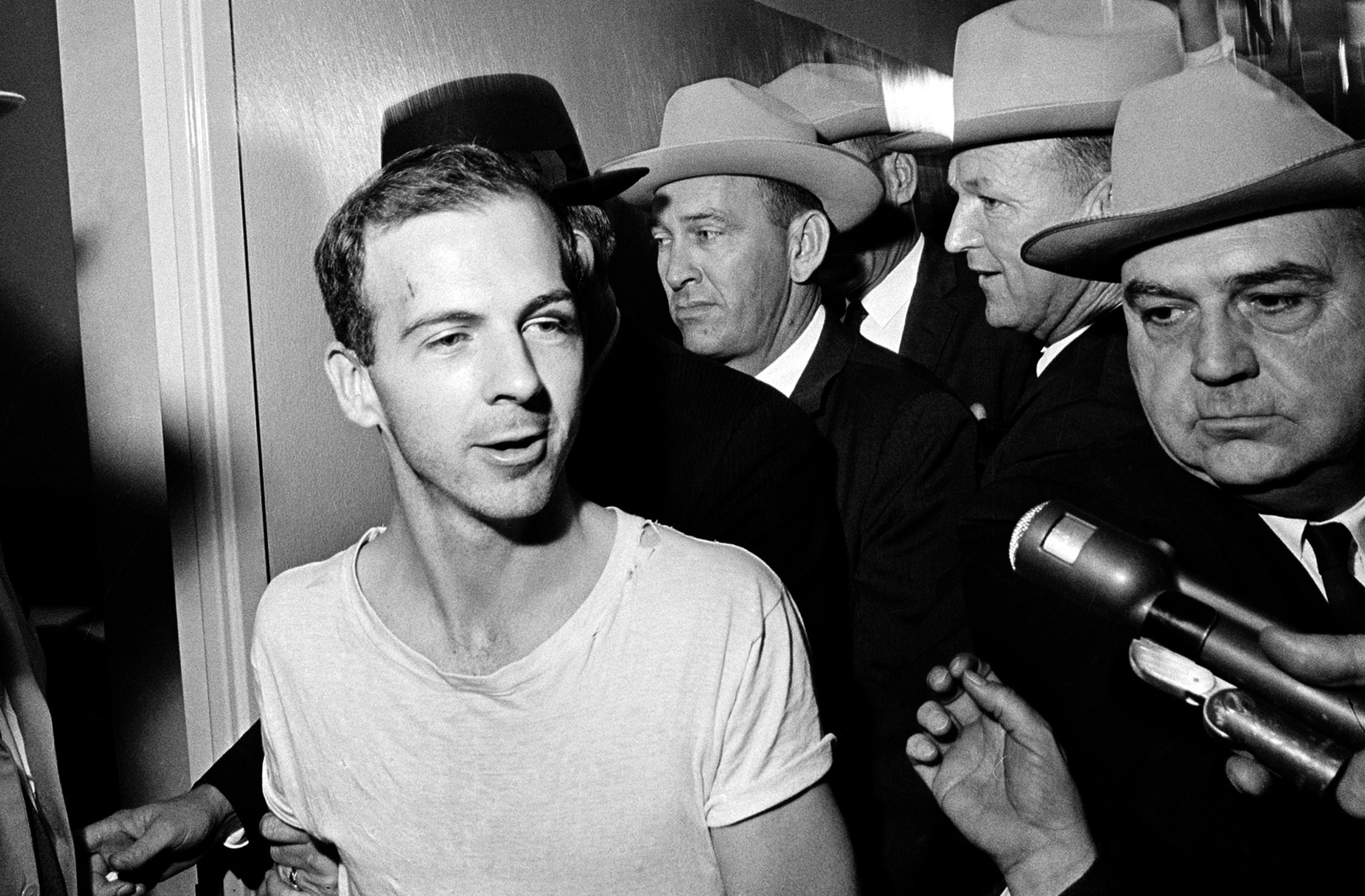 An Objective Review of the Evidence that Lee Harvey Oswald was a Patsy
