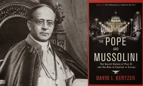 Book Linking Pope & Mussolini Nets Pulitzer Prize