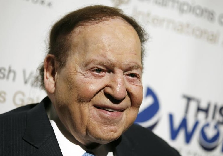 GOP Financier Sheldon Adelson's 'Alleged Ties to Chinese Mafia May Spell Downfall'