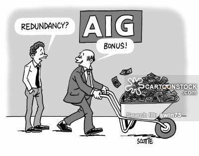 AIG and Fannie Mae: We Bailed You Out and Now You Want What!?!