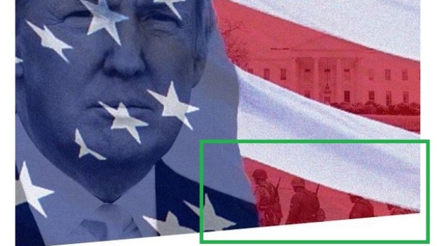 """Trump """"Make America Great Again"""" Campaign Photo Features Nazi Soldiers"""