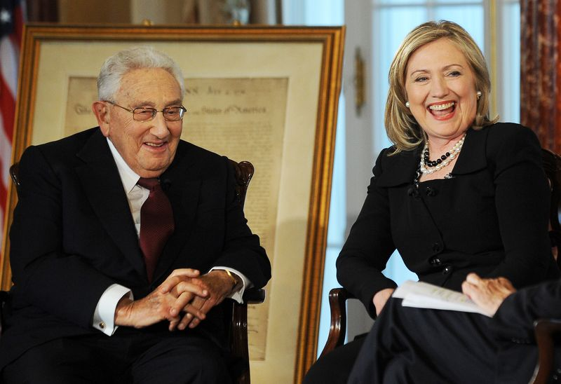 Sanders is Right: Hillary Clinton's Praise for Kissinger is Disgusting