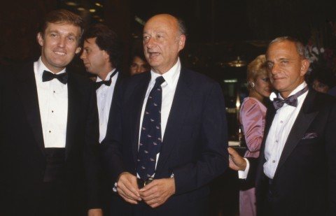 WaPo on Roy Cohn's Mentorship of Donald Trump